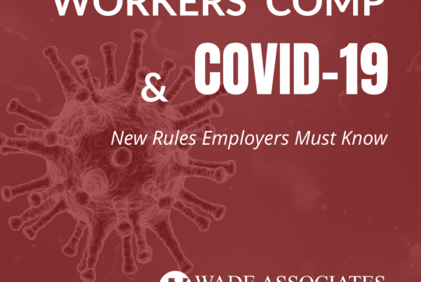COVID-19 and Workers Comp